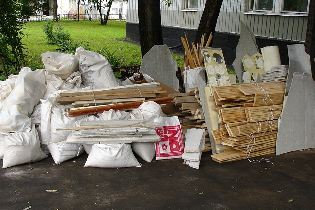 Вывоз строительного мусора недорого и надежно
