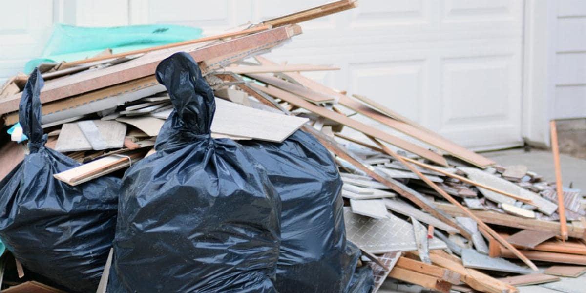 Вывоз строительного мусора в ДНР